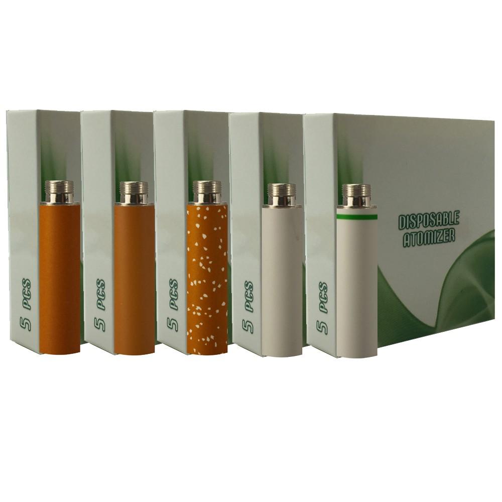 Blu e cig compatible cartomizers refills (cartridge+atomizer)
