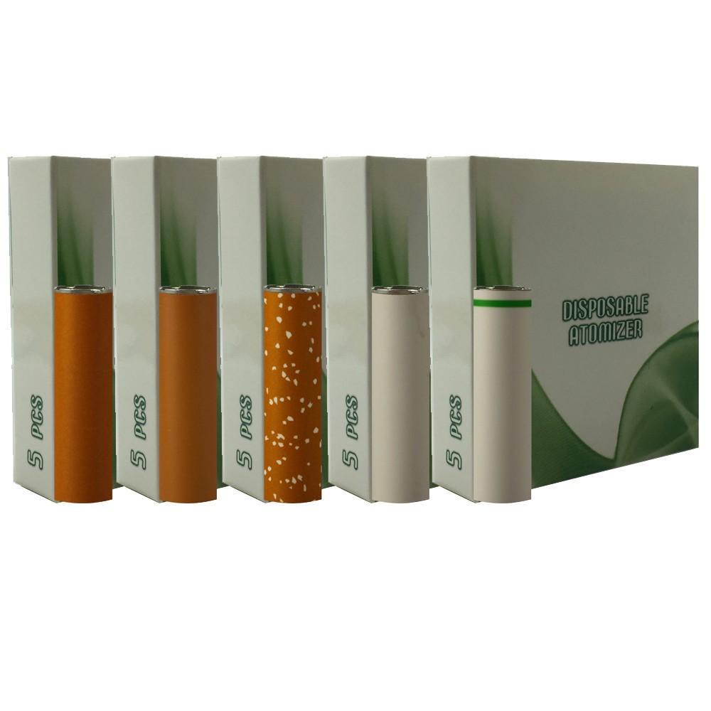 Mig vapor e cigarette compatible cartomizer refills (cartridge+atomizer)