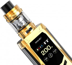 Smok R-Kiss Vape 200 W Full Kit with TFV-Mini V2 Tank